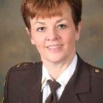 Sheriff Beth Arthur ('01)