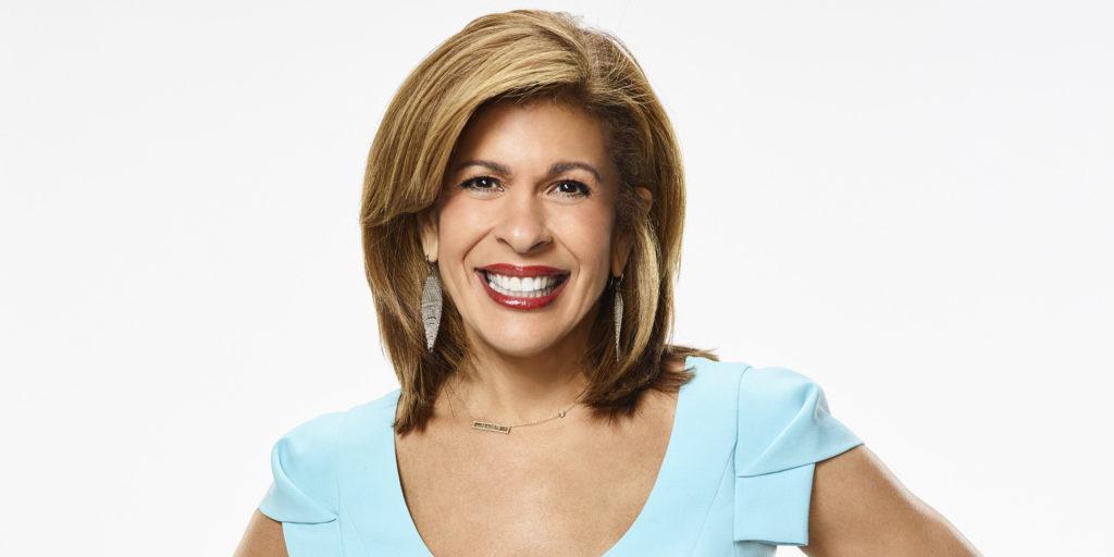 NBC NEWS MARKETING -- Today Talent -- Pictured: Hoda Kotb -- (Photo by: Mary Ellen Matthews/NBC)