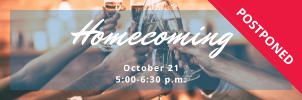 Homecoming - Postponed small red