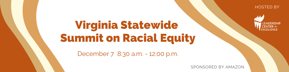 Virginia Statewide Summit on Racial Equity